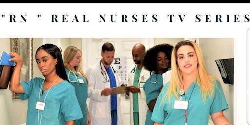 """RN""REAL NURSES VIP Premiere a Red Carpet Event"