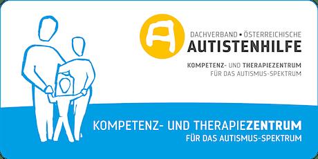 """Elternworkshop """"Umgang mit herausforderndem Verhalten bei Menschen mit Autismus"""" Tickets"""