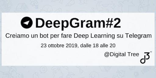DeepGram#2 - Creiamo un bot per il Deep Learning
