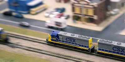 22nd TAMPA MODEL TRAIN SHOW AND SALE.