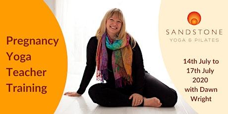 Pregnancy Yoga Teacher Training  tickets