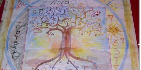 L'albero della vita - Laboratorio artistico-creativo biglietti