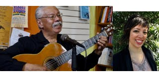 Music & Poetry - An evening with Charlie Chin & Caroline M. Mar