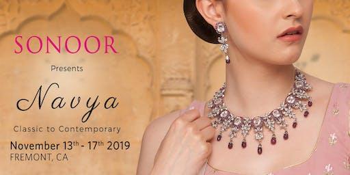 Sonoor Jewelry Show in Newark/Fremont, CA