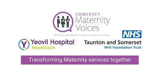 Somerset MVP Q3 meeting - Maternity Transformation plan