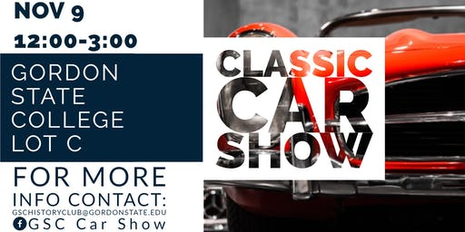 GSC Car Show