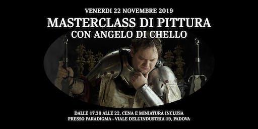 Masterclass con Angelo di Chello