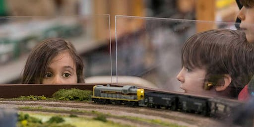 70th FLORIDA MODEL TRAIN & RAILFAIR  SHOW AND SALE