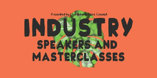 Industry Speakers and Masterclasses