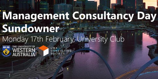 2020 Management Consultancy Day Sundowner
