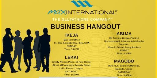 Max International Business Hangout