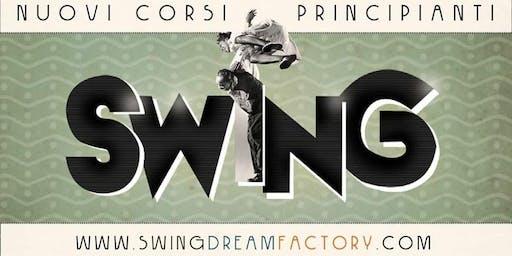 Corso Swing Principianti - Lezioni gratuite di Lindy Hop a Roma con Swing Dream Factory