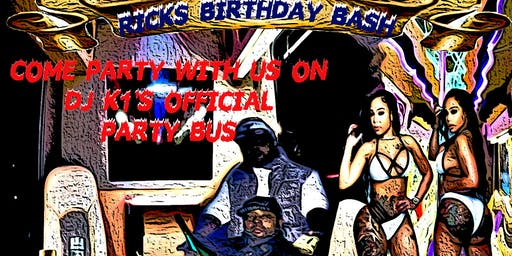 Rick's Birthday Bash