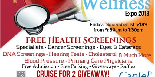 9th Annual Lauderdale West Health & Wellness Expo - 2019