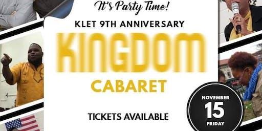 Kingdom Anniversary Cabaret