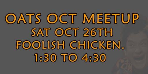 O.A.T.S OCT meetup!