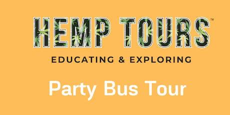 Party Bus Hemp Tour tickets