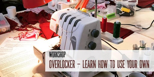 Overlocker - Learn how to use your own