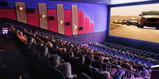 Film showings