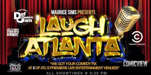 Laugh Atlanta Comedy Fest