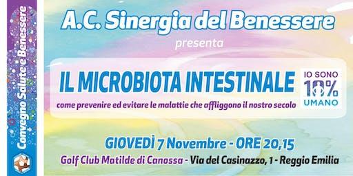 Salute e Benessere: Il Microbiota intestinale