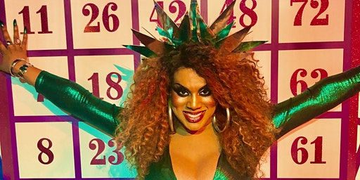 Legendary Drag Queen Bingo