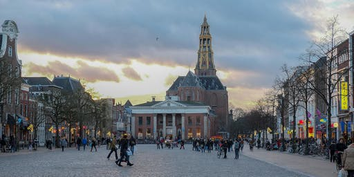City tour of Groningen - EDYC2019