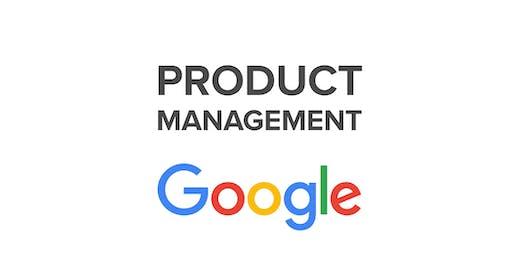 Product Management AI @Google