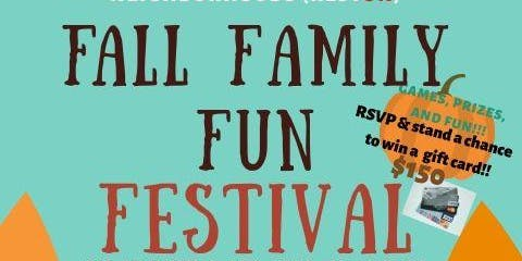 "RestON: Fall Family Fun Festival (Nov 2) and ""Express Fest"" (Oct 30)"