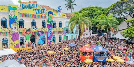 MACEIÓ: Carnaval de Olinda - 24/02 tickets