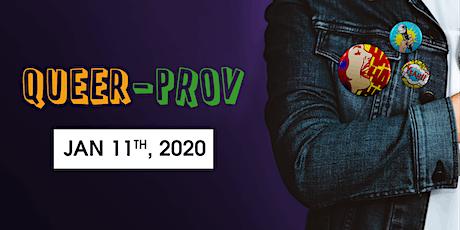 Queer-prov  tickets