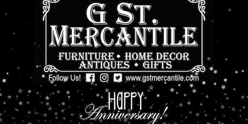 G St. Mercantile Anniversary Celebration!