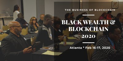 Black Wealth and Blockchain 2020
