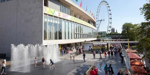 Car Free Day holiday drop-in at the Royal Festival Hall