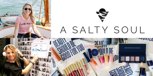 Sip and Shop with Clean Beauty and A Salty Soul clothing