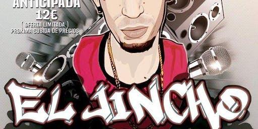 El Jincho en Concierto | Valencia | Discoteca Shine