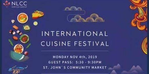 International Cuisine Festival