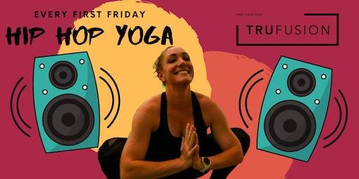 Hip Hop Yoga at TruFusion