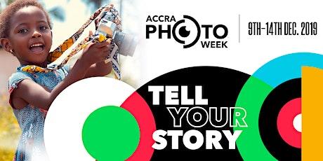 ACCRA PHOTO WEEK tickets