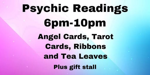 Psychic Readings Evening on 6th November