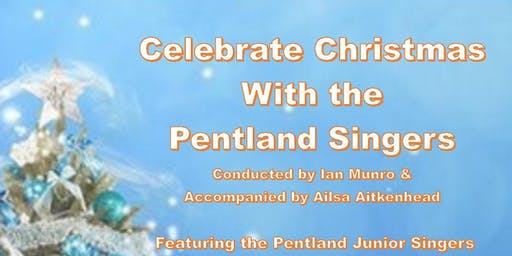 Celebrate Christmas with Pentland Singers