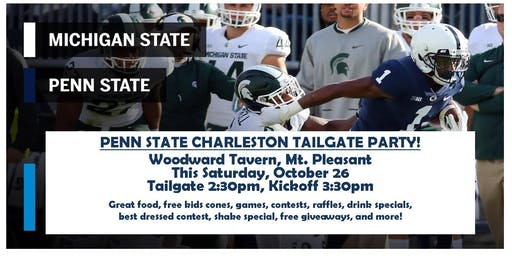 Penn State Charleston Tailgate Party, Mt. Pleasant