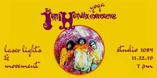 The Jimi Hendrix Yoga Experience