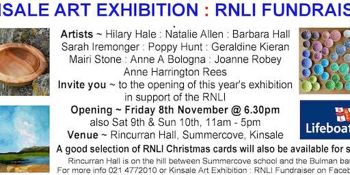 Kinsale Art Exhibition - RNLI Fundraiser