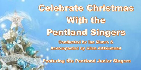 Celebrate Christmas with the Pentland Singers tickets