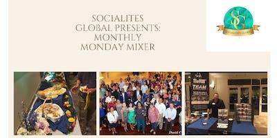 Monthly Monday Mixer-One Year Anniversary