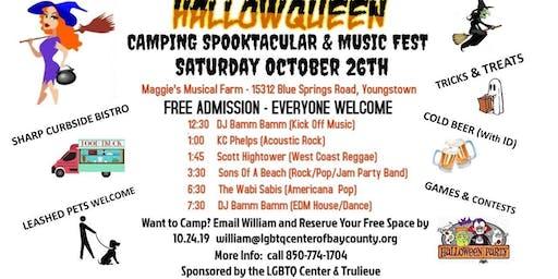 Camp HallowQueen & Music Fest