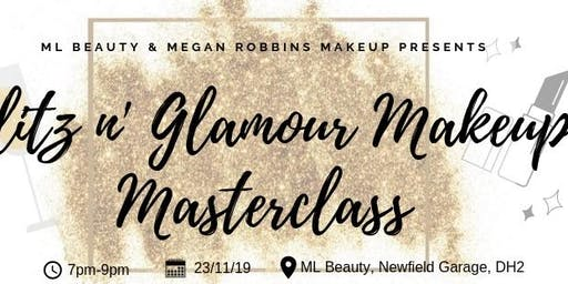 Megan Robbins Makeup Masterclass