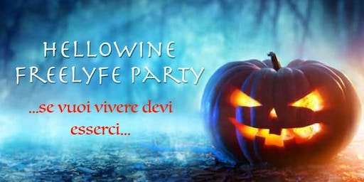 HELLOWINE FREELYFE PARTY