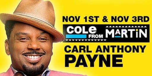 Carl Payne Live in Jacksonville